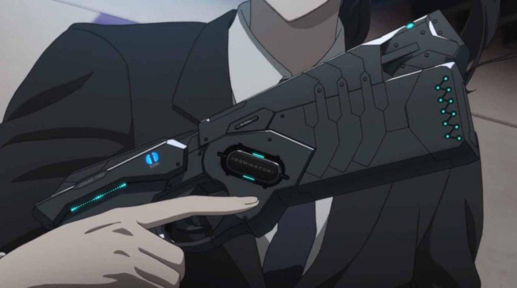 Dominator Psycho Pass