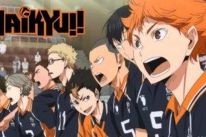 Haikyu!! – Season 1 Haikyuu!!