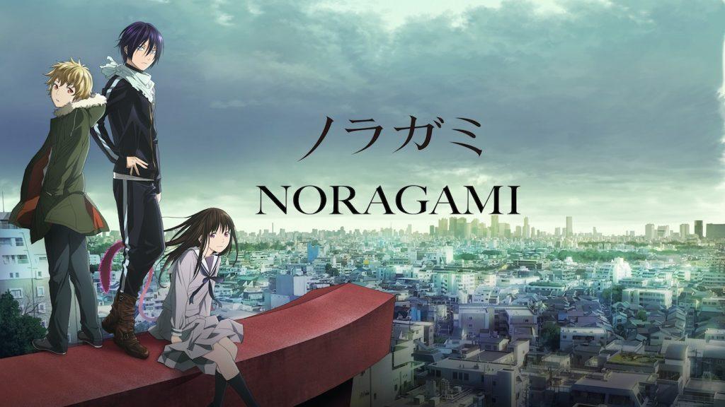 Noragami Header