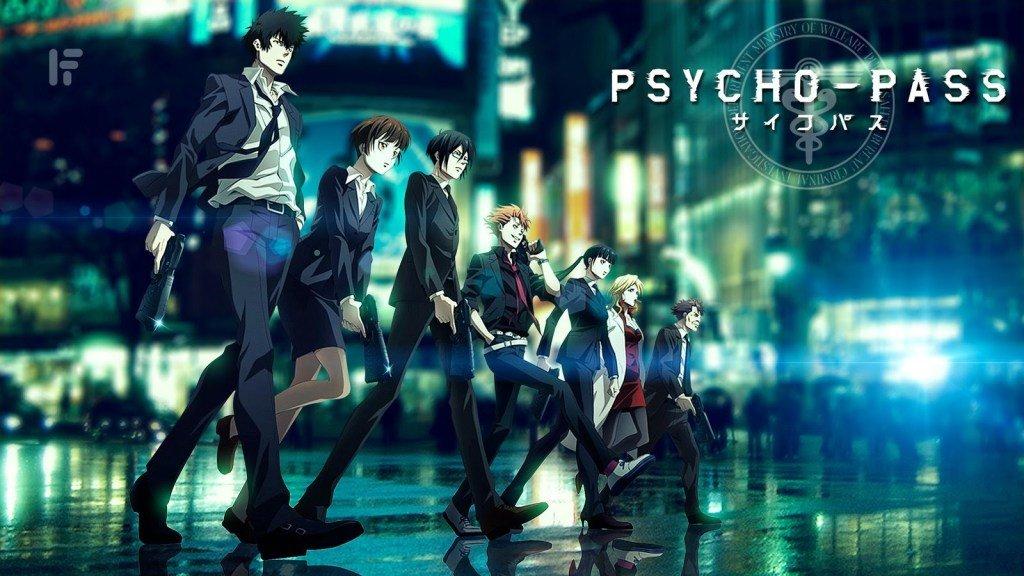 Psycho Pass 1