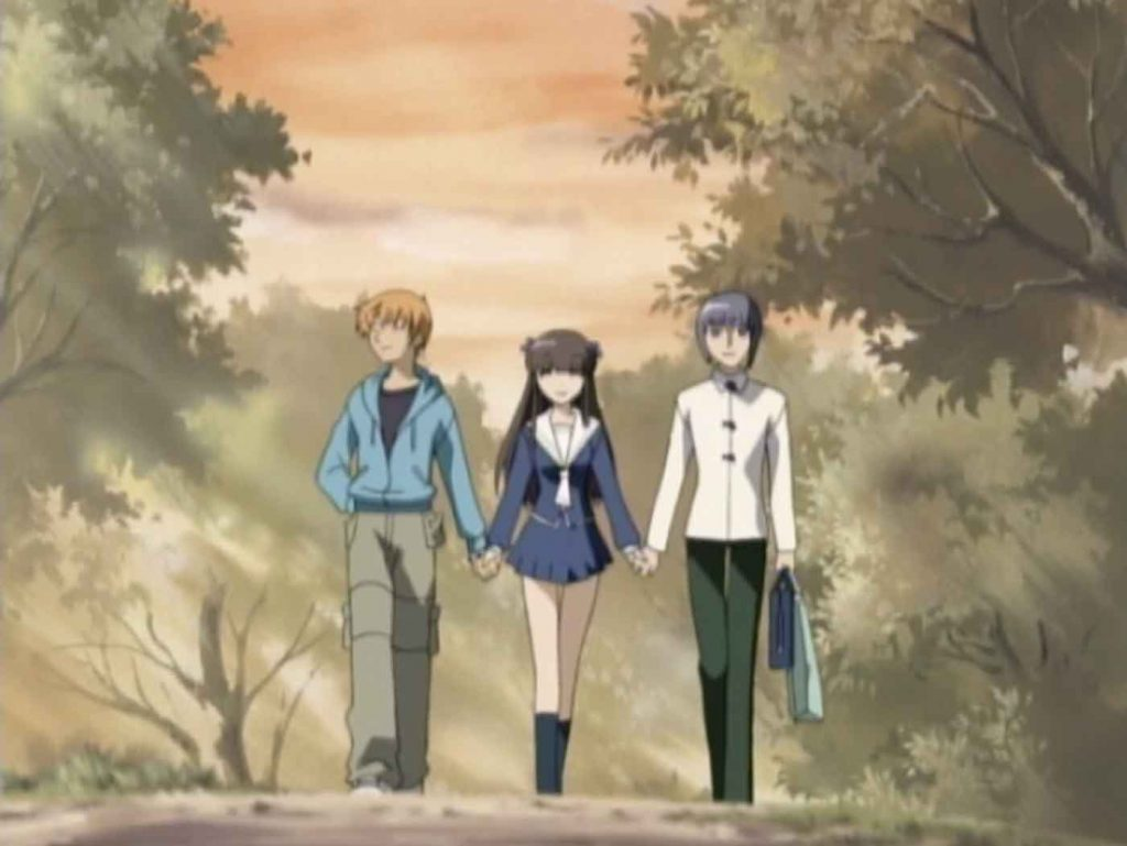 Fruits Basket 2001