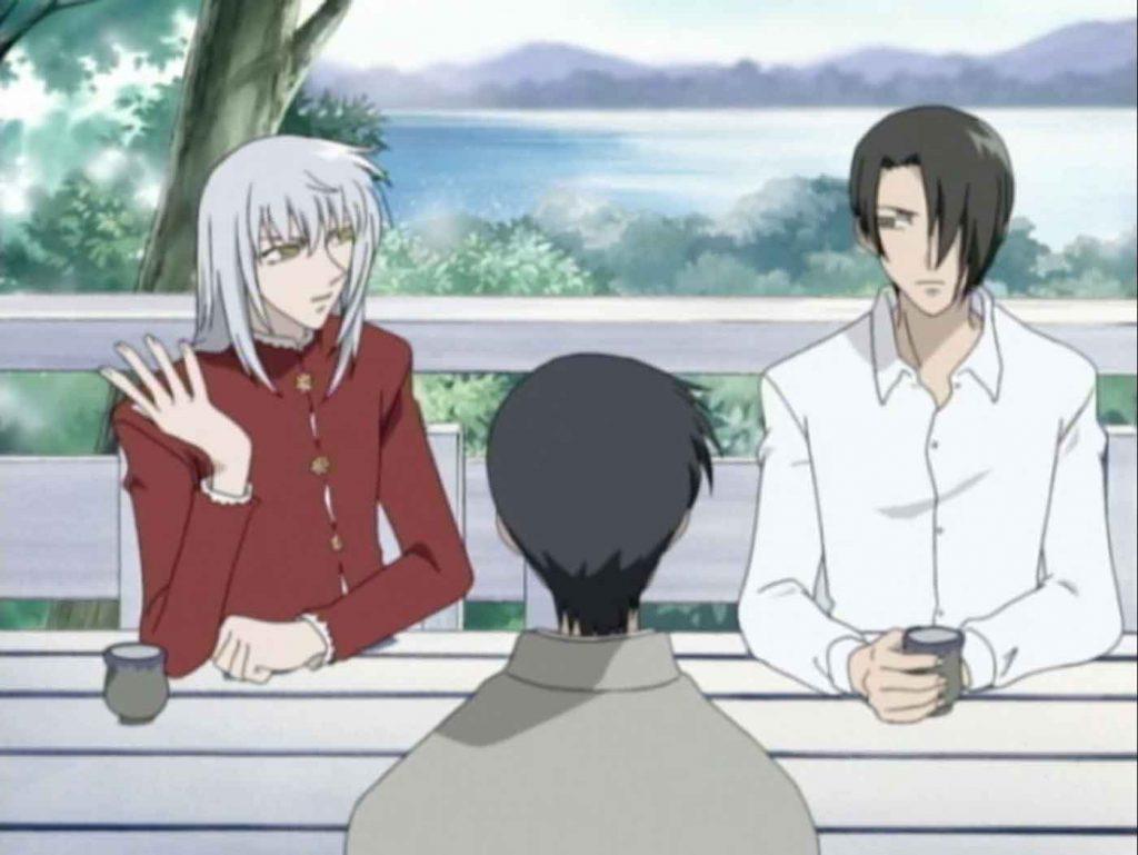Hatori Shigure and Ayame